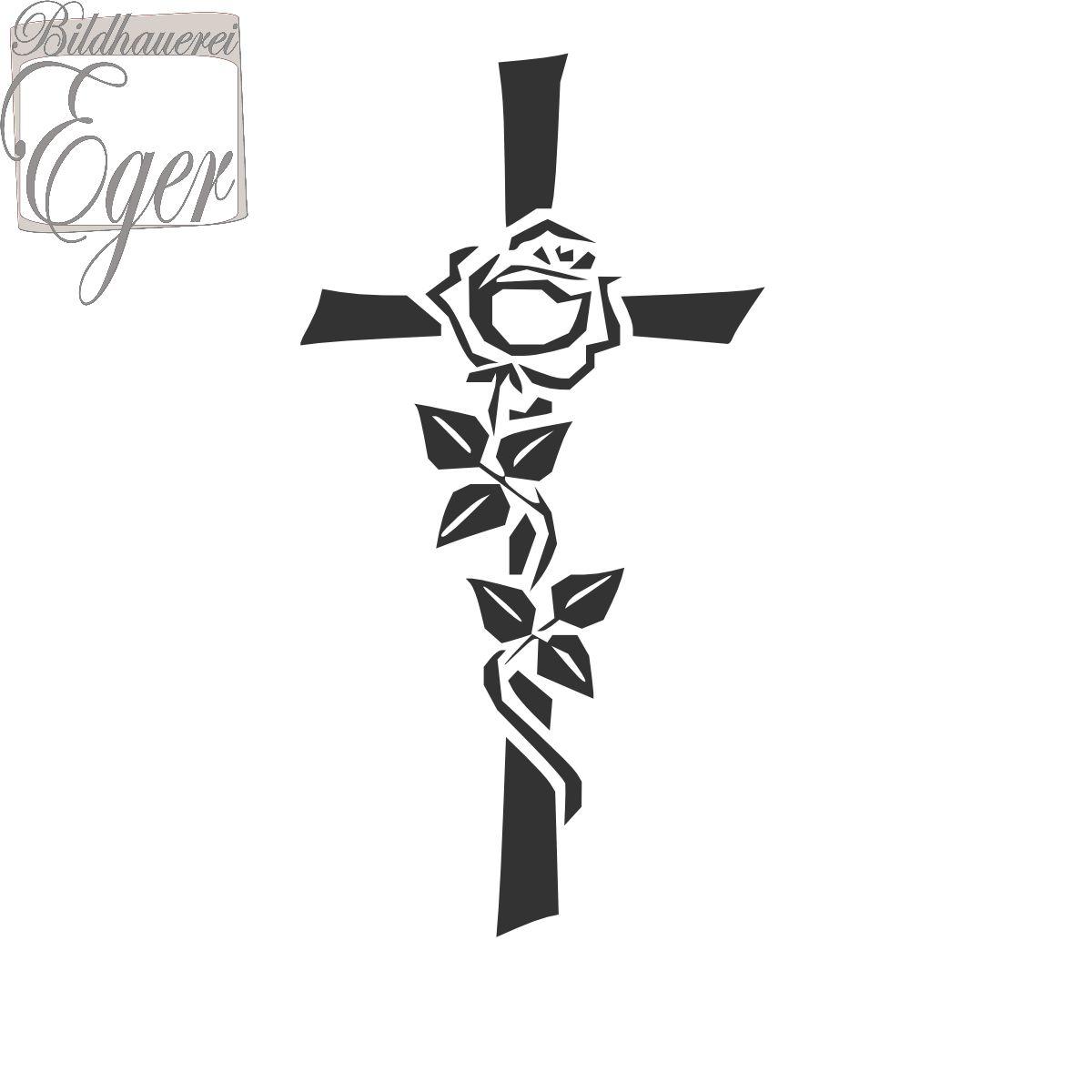 Kubistisches Kreuz mit Akt